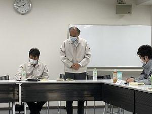 マネジメント5S講座は木村先生に講師をお願いしました