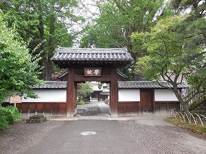日本最古の学校、遺跡「足利学校」!足利5S学校はこちらから名前をお借りしました