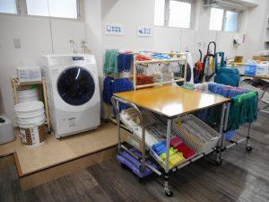 洗濯機周りもルールを決めてスッキリ改善!
