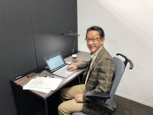 Room19は新日本ビルサービス川越オフィス となっております。